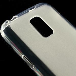 Gelové matné pouzdro na Samsung Galaxy S5 mini G-800- transparentní - 4