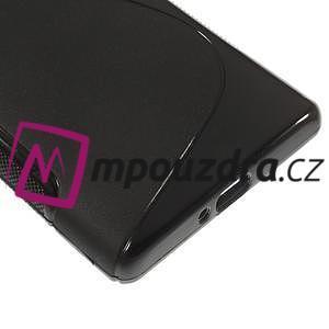 Gélové S-line puzdro na Xiaomi Hongmi Red Rice- čierné - 4