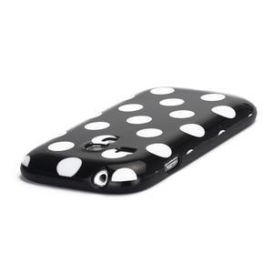 Gélové puzdro PUNTÍK pre Samsung Galaxy S3 mini i8190- čierné - 4
