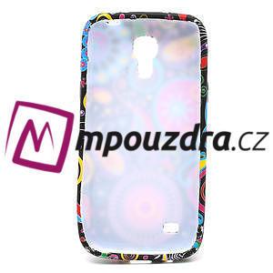 Gelové pouzdro pro Samsung Galaxy S4 mini i9190- barevné vzory - 4