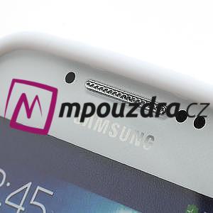 Gélové puzdro pro Samsung Galaxy S4 mini i9190- kvetinka - 4