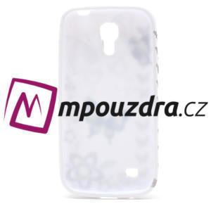 Gelové pouzdro pro Samsung Galaxy S4 mini i9190- elegantní motýl - 4