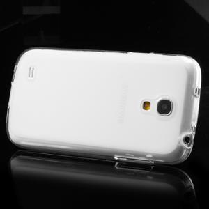 Gélové puzdro na Samsung Galaxy S4 mini i9190- transparentný - 4