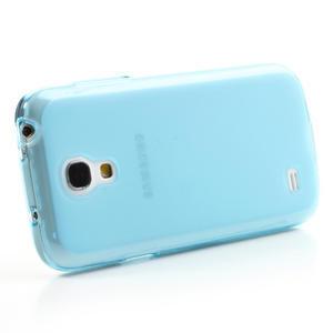 Gélové puzdro na Samsung Galaxy S4 mini i9190- modré - 4