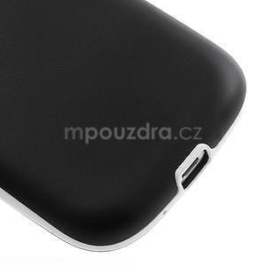 Gelové rámované pouzdro na Samsung Galaxy S3 i9300- černé - 4
