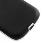 Gelové rámované pouzdro na Samsung Galaxy S3 i9300- černé - 4/6
