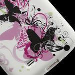 Gélové puzdro pro Samsung Galaxy S4 i9500- vlající motýl - 4/4