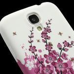 Gélové puzdro pro Samsung Galaxy S4 i9500- kvitnúca slivka - 4/7
