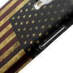 Gelové pouzdro pro Samsung Galaxy S4 i9500- Americká vlajka - 4/5