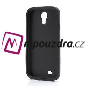 Gelové PNEU pouzdro pro Samsung Galaxy S4 i9500- černé - 4