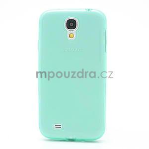 Gélové slim puzdro na Samsung Galaxy S4 i9500- zelené - 4