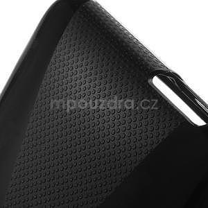 Gélové X-line puzdro pre HTC one Mini M4- čierné - 4