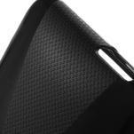 Gélové X-line puzdro pre HTC one Mini M4- čierné - 4/5