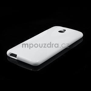 Gélové X-line puzdro pre HTC one Mini M4- biele - 4