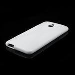 Gélové X-line puzdro pre HTC one Mini M4- biele - 4/4