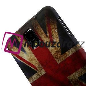 Gélové puzdro na Samsung Galaxy Note 3- UK vlajka - 4