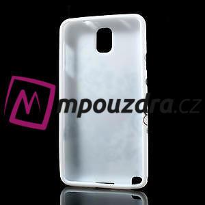 Gélové puzdro na Samsung Galaxy Note 3- horké srdce - 4