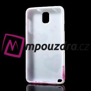 Gélové puzdro pre Samsung Galaxy Note 3- dve srdca - 4
