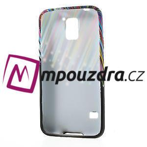 Gélové puzdro pre Samsung Galaxy S5- meteor - 4