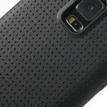 Gélové puzdro pre Samsung Galaxy S5- čierne - 4/5