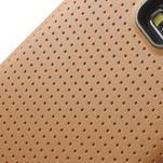 Gélové puzdro pre Samsung Galaxy S5- oranžové - 4/5