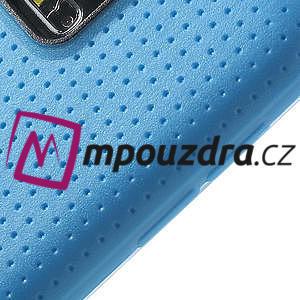 Gélové puzdro pre Samsung Galaxy S5- modré - 4
