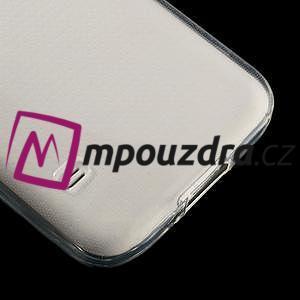 Gelové ultraslim pouzdro na Samsung Galaxy S5- transparentní - 4