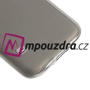 Gelové ultraslim pouzdro na Samsung Galaxy S5- šedé - 4