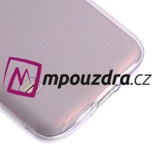 Gélové ultraslim puzdro pre Samsung Galaxy S5- fialové - 4