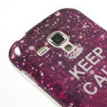 Gélové puzdro na Samsung Trend plus, S duos - třpitivé - 4/6