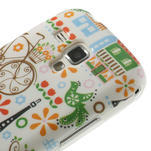 Gélové puzdro pre Samsung Trend plus, S duos - aifel - 4/6