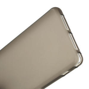 Gélové Ultraslim puzdro na Sony Xperia Z1 Compact D5503- šedé - 4