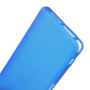 Gélové Ultraslim puzdro na Sony Xperia Z1 Compact D5503- modré - 4