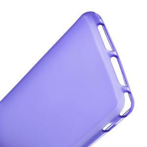 Gélové Ultraslim puzdro na Sony Xperia Z1 Compact D5503- fialové - 4