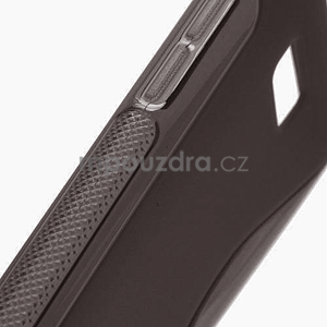 Gélové S-line puzdro pre HTC Desire 600- čierné - 4