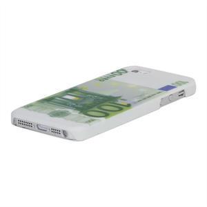 Plastové puzdro pre iPhone 5, 5s- 100 Eurovka - 4