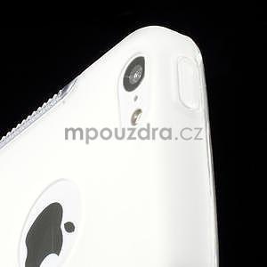 Gélové S-line puzdro pre iPhone 5C- transparentný - 4