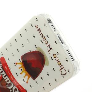 Gélové puzdro na iPhone 5, 5s- US Candy - 4