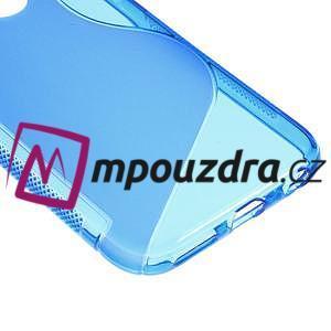 Gélové S-line puzdro pre iPhone 6, 4.7 - modré - 4