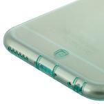 Ultra slim 0.7 mm gélové puzdro na iPhone 6, 4.7  - modré - 4/7