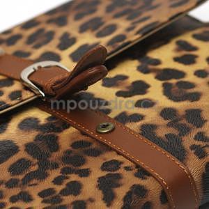 Leopard puzdro pre iPad 2, 3, 4 - 4