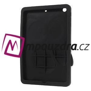 Silikonové puzdro na iPad mini 2 - hnědá sova - 4