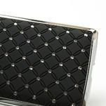 Drahokamové puzdro pre HTC Desire 600- čierné - 4/5