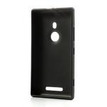 Hybridní 3D puzdro pre Nokia Lumia 925- modré - 4/4