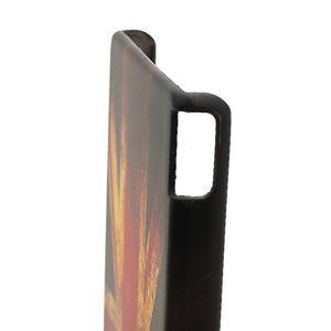 Plastové puzdro pre Sony Xperia Z L36i C6603- UK vlajka - 4