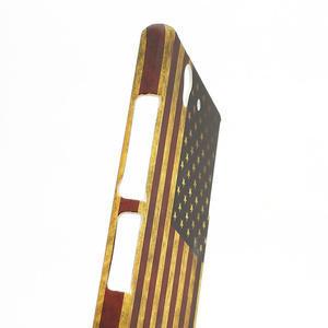 Plastové puzdro pre Sony Xperia Z L36i C6603- Americká vlajka - 4