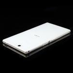 Ultra slim puzdro na Sony Xperia Z ultra- biele - 4/5