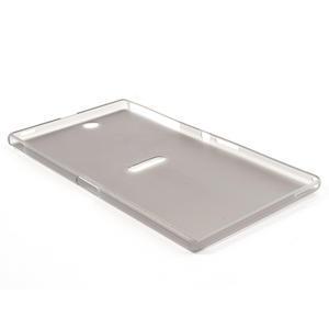 Ultra slim puzdro na Sony Xperia Z ultra- šedé - 4