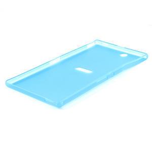 Ultra slim puzdro na Sony Xperia Z ultra- modré - 4