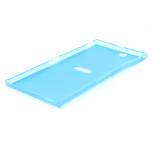 Ultra slim puzdro na Sony Xperia Z ultra- modré - 4/5